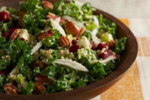Fall Vegetable Salad
